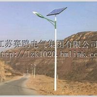 供应贵州册亨太阳能路灯6米30瓦规格
