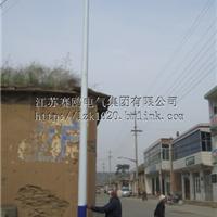 广安市6米30瓦led太阳能路灯全套1100元
