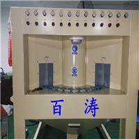 东莞大型转盘式自动喷砂机 厂家直销
