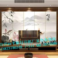 供应陶瓷背景墙uv打印机瓷砖壁画图案喷绘机