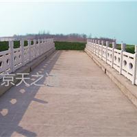 仿石护栏 仿石材栏杆 河道桥梁护栏