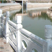 仿石栏杆 仿汉白玉栏杆 河岸护栏 河道栏杆