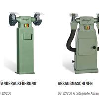 供应德国REMA砂轮机无尘式砂轮机