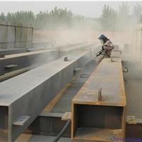 供应开放移动式喷砂机/大型工件处理喷砂机