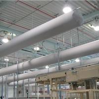 供应耀迪纤维布袋风管/索斯风管/通风系统