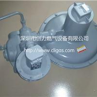 供应CL38液化气调压器��CL382天燃气减压阀