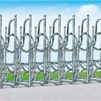 鸿福隆厂家长期供应不锈钢伸缩门