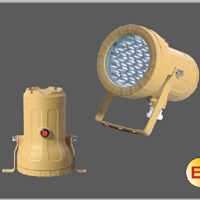 BAK51 防爆LED视孔灯,5wLED防爆泛光灯