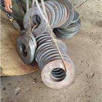 供应H13、Cr12-MoV、CrWMn等模具圆钢板切割