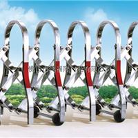 长期供应不锈钢伸缩门高速路障