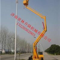 亚林供应10米导轨式升降平台
