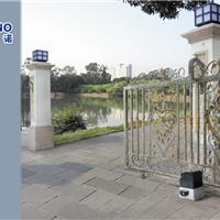 成都围墙大门阿尔卡诺电动遥控平移开门机
