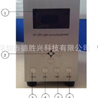 供应日本日亚365nmLED-UV点光源机