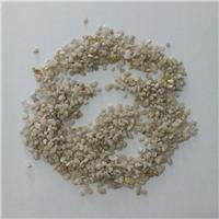 青岛普白石英砂 10-20目喷砂除锈用砂