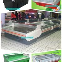 上海鲜肉柜厂家 超市冷柜 生鲜柜 冷藏柜