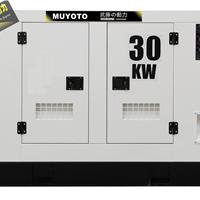 永磁8KW静音车载柴油发电机组
