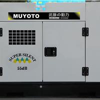 200KW进口柴油发电机