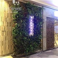 沈阳仿真植物墙背景墙仿真绿植墙面