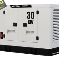 20千瓦小型多燃料发电机
