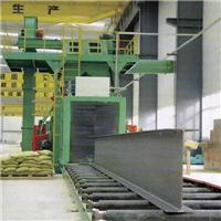 供应 鼎泰机械DFDT型钢 钢材抛丸机