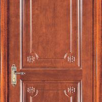 供应大浩湖原木门,简约中式房间门。