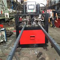 供应出口越南不锈钢金属管材数控液压冲床