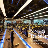 健身房装修设计|成都专业健身房设计公司