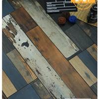 化艺术强化复合木地板 复古字母强化地板