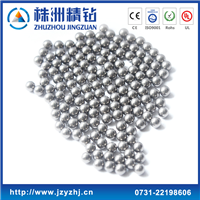 专业批量生产 高比重钨镍铁钨球4.0mm