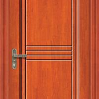 供应大浩湖原木门,实木房间门。