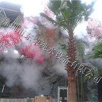 东荣景区景观造雾 |打造神秘雅致的乐园