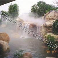 东荣人工湖景观造雾 | 飘飘欲仙的朦胧之美
