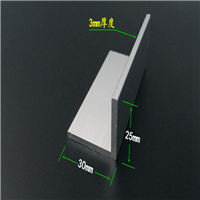供应6061角铝规格 15*15*0.8mm 40*40*3mm