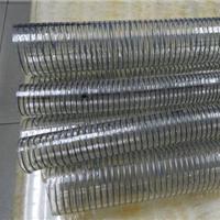 供应江苏无毒无味食品级卫生级透明钢丝软管