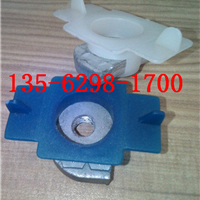光伏发电站电池板固定件铝合金压块 薄膜压块
