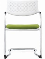 供应西安欧乐会议椅YI CH-172C休闲椅接待椅