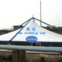 供应污水池膜加盖|废水池加盖膜结构|选奥宏
