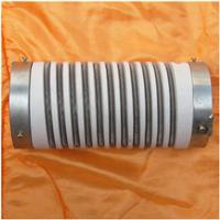 供应ZG1500瓦/150Ω高压阻尼电阻Φ75*230mm