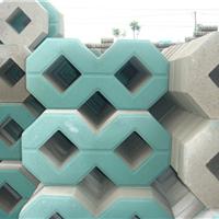 供应城市道路砖植草砖八字砖透水砖广场砖