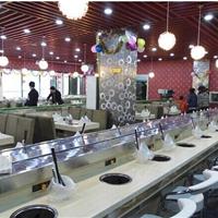 扬州最专业的旋转小火锅 回转自助火锅设备