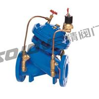 供应J145X电动遥控阀,水利控制阀