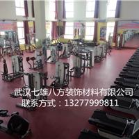pvc运动地板健身房运动中心舞蹈房学校专用