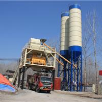 混凝土搅拌站设备包括哪些 HZS60搅拌站配置