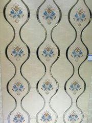 石家庄刺绣拼镜背景墙