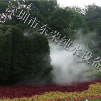 东荣园林景观造雾 |彩绘园林艺术的精华