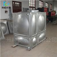 厂家直销不锈钢焊接式水箱 304#不锈钢水箱注意事项
