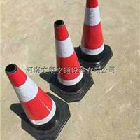 供应高速施工反光橡胶路锥