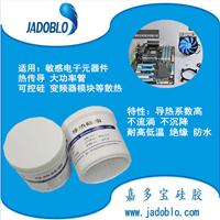 供应导热0.8 1.5 2.0CPU电子散热硅脂