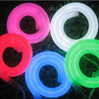 供应LED霓虹管彩虹管灯带具
