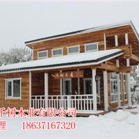 千树木屋、河南景区木屋、花海木屋安装施工